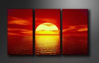 Leinwand Bilder fert gerahmt Sonne 160cm XXL 3 1094