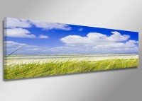 Leinwand Bild fert gerahmt Strand 120cm XXL 1 5712