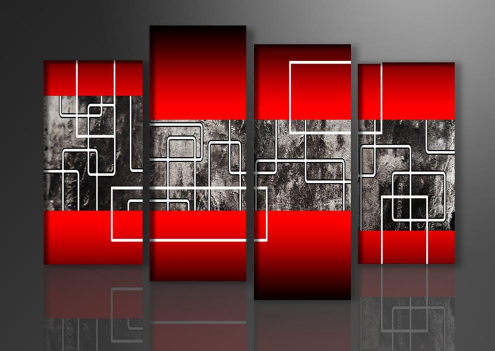 leinwandbilder modern art 130cm xxl 4 6175 ebay. Black Bedroom Furniture Sets. Home Design Ideas