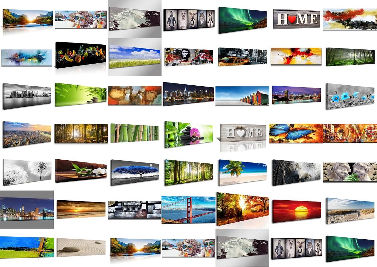 Marken Bilder Leinwand auf Rahmen Strand 120cm XXL 1 5703/> Bild