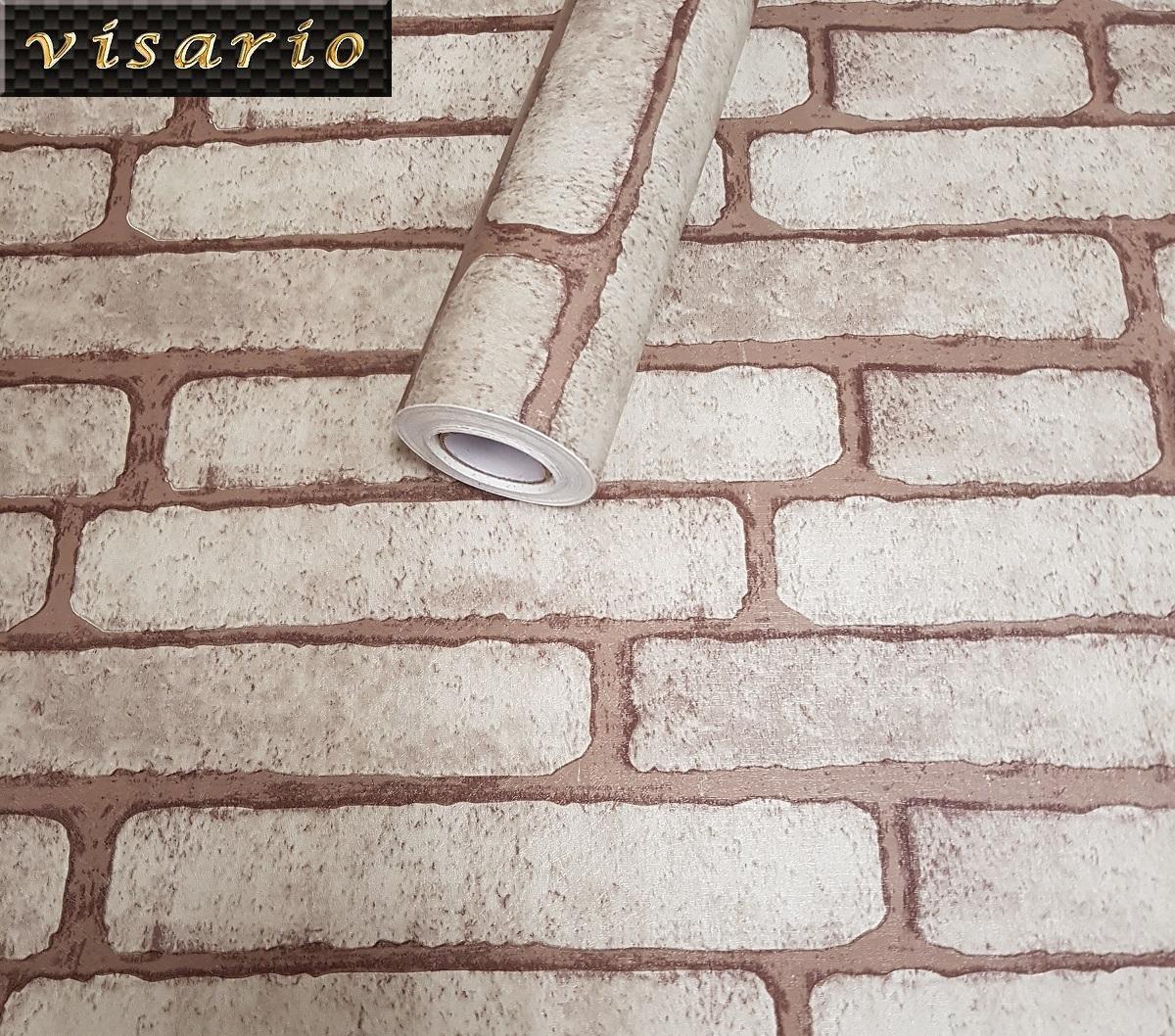 Deko Folie selbstklebend 10m x45cm Natursteine 3007 D1