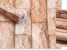Deko Folie selbstklebend Steine 3004