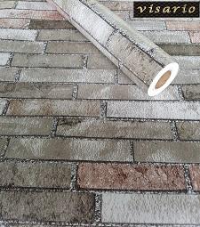 Deko  Folie selbstklebend Steine Mauer Ziegel 3035