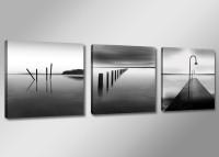 Leinwand Bild fert gerahmt Wasser 150cm XXL 3 4209