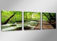 Leinwand Bild fert gerahmt Natur 150cm XXL 3 4216