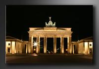 Berlin Bilder fertig gerahmt Bild 120x80cm XXL 5018