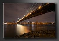 New York Bilder fertig gerahmt Bild 120x80cm XXL 5056