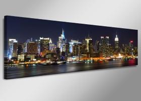 Leinwand Bild fert gerahmt New York 120cm XXL 1 5715
