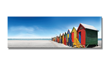 Leinwand Bild fert gerahmt Strand 120cm XXL 1 5716