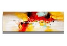 Leinwand Bild fert gerahmt abstrakt 120cm XXL 1 5727