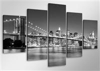 Leinwand Bild fert gerahmt New York 100cm XXL 5 6402